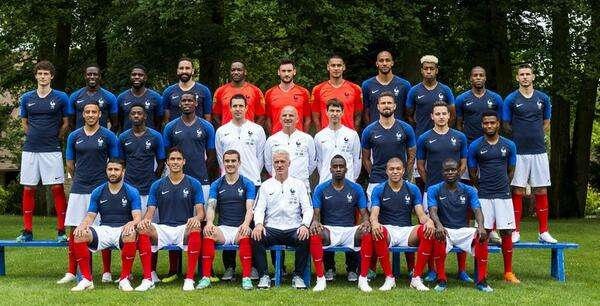 法国队的复兴之路